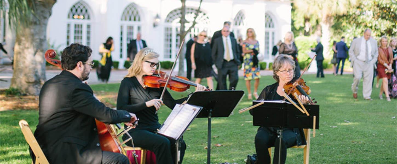 Palmetto Strings Charleston Sc Wedding Musicians